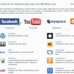 Cómo chatear con tus amigos del Facebook y otras redes sociales desde Windows Live Messenger