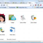 Zoho Writer, Sheet y Show están ahora disponibles en la Chrome Web Store