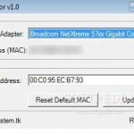 Cambia la dirección MAC para evitar las restricciones de internet gratis