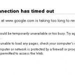 Google con problemas técnicos. YouTube, Picasa, GMail y otros servicios dejaron de funcionar.
