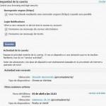 Cómo saber si alguien está usando tu cuenta de Facebook