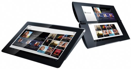 Tabletas de Sony
