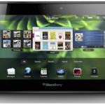 Las ventas del PlayBook de BlackBerry empeoran. RIM retira 1000 unidades.