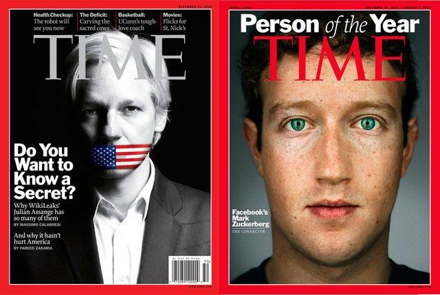Julian Assange dice que Facebook es una máquina de espionaje