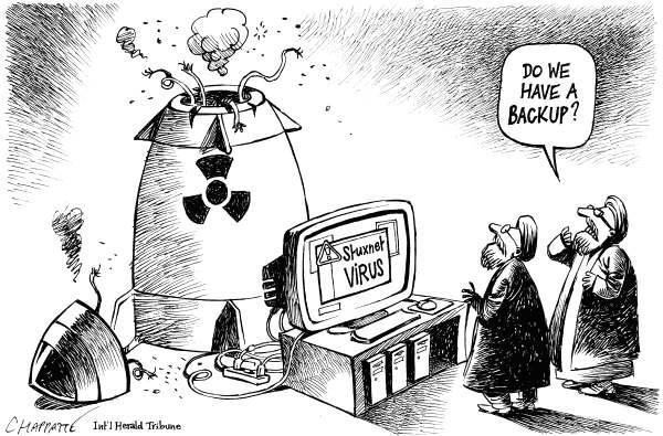 Virus Stuxnet