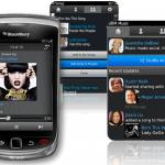 RIM lanza su servicio de intercambio de música para BBM