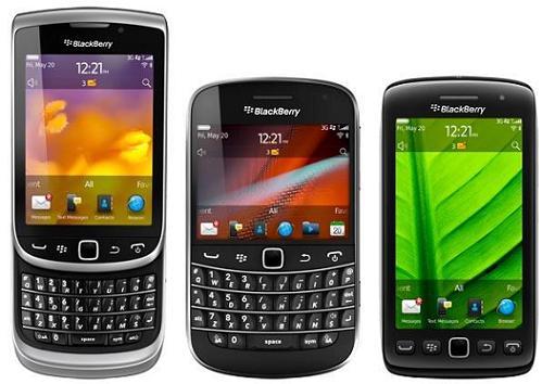 Nuevos BlackBerry
