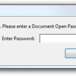 Cómo remover la contraseña de los archivos PDF