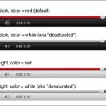Cómo cambiar el color y el tema del reproductor de vídeo de YouTube