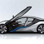 BMW i8 Concept: un vehículo deportivo del futuro en el presente.