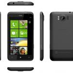 HTC Titan: el nuevo smartphone de HTC con Windows Phone Mango es grande, rápido y bonito.