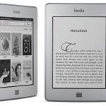 Amazon anuncia el Kindle Touch por 100 dólares y el Kindle Touch 3G por 149.