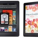 Amazon presenta su nueva tableta Kindle Fire. Un tablet para los que no pueden comprar un iPad.