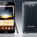 Samsung Galaxy Note: un híbrido entre smartphone y tableta de 5.3″