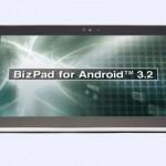 Panasonic revela sus nuevas tabletas Android BizPad orientadas para los negocios.