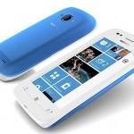 Nokia presenta sus nuevos teléfonos con Windows Phone Lumia 710 y Lumia 800.