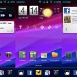 Black Ice una interesante pantalla de inicio para tu móvil Android