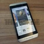 BlackBerry London: podría ser el primer BlackBerry con el sistema operativo BBX y también la salvación de RIM