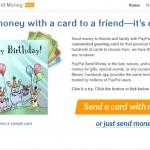 PayPal debuta en Facebook como una aplicación para enviar dinero entre amigos