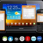jaxtrSMS: una aplicación para enviar mensajes de texto gratis a todo el mundo y que funciona con todas las plataformas móviles.