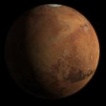 El planeta Marte tiene más espacio adecuado para la vida que la Tierra