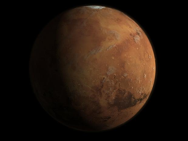 foto del planeta Marte