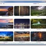 Color Desker cambia automáticamente el fondo de pantalla de tu computadora con más de 300 fondos de alta definición.