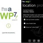 I'm a WP7: una red social exclusiva para usuarios de Windows Phone