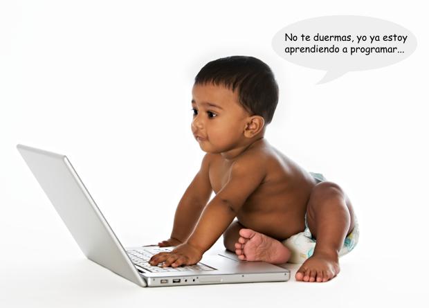 bebe programador