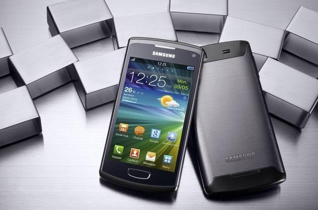 Samsung Wave con Tizen