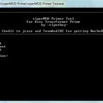 Cómo rootear/desrootear la tableta Asus Eee Pad Transformer Prime usando viperMOD Primer v1