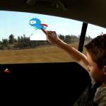 General Motors presenta el Proyecto WOO. Una nueva tecnología que hará que los viajes en auto sean mucho más divertidos.