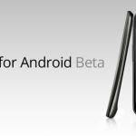 Ya puedes descargar la versión oficial de Google Chrome para Android.
