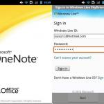 Microsoft libera aplicación oficial de OneNote para Android
