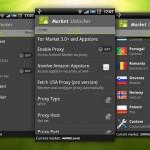 Market Unlocker te permite descargar aplicaciones del Android Market y de Amazon Apps sin importar el país en que estés.