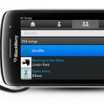 La aplicación de BlackBerry Music Store ya está disponible para ser descargada desde la BlackBerry App World.