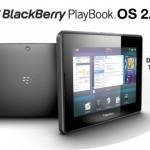PlayBook OS 2.0 ya está disponible para descargar. Esta nueva versión oficialmente lleva las aplicaciones Android a BlackBerry.