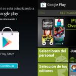 Android Market ahora es Google Play. Descarga la última versión en tu teléfono ahora mismo.
