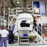 SpaceX ya tiene astronautas para el primer vuelo de la nave espacial Dragon
