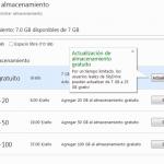 Descarga el cliente de SkyDrive para Windows y consigue 25GB de almacenamiento gratuito.