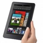 El Kindle Fire es la tableta Android más vendida en los Estados Unidos