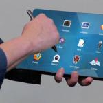 Los nuevos sensores táctiles flexibles de Atmel revolucionarán el diseño de los dispositivos móviles.