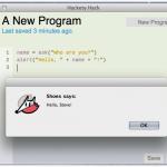 Aprende a programar en Ruby tú sólo con la ayuda de Hackety Hack