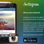 Ya puedes descargar Instagram para Android desde Google Play