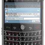 Ya está disponible Twitter v3.0.0.20 para BlackBerry. Ahora con una mayor integración con BBM.