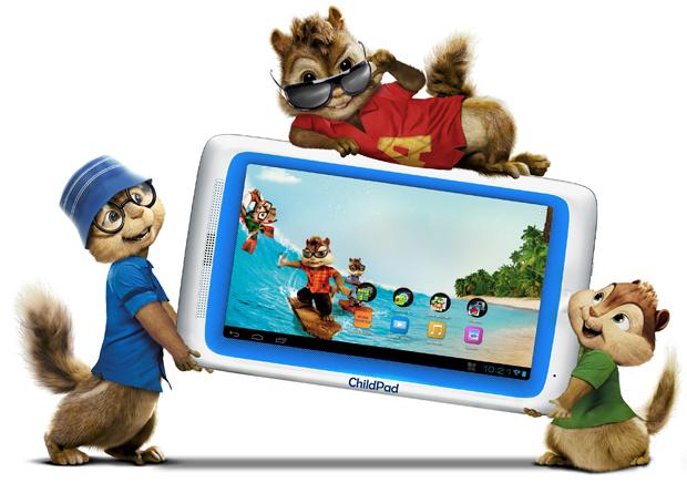 Tableta para niños Archos ChildPad