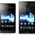 Sony Xperia Go y Xperia Acro S, dos teléfonos a prueba de todo.