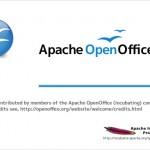 Ya está disponible la nueva versión de OpenOffice. Ahora se llama Apache OpenOffice.