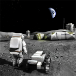 Rusia quiere establecer bases permanentes en la Luna