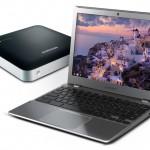 Google lanza sus nuevos ordenadores portátiles Chromebook. También el Chromebox y  el sistema operativo Chrome OS.